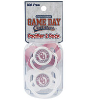 University of Oklahoma Pacifiers, , hi-res