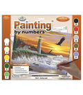 15-3/8\u0022x11-1/4\u0022 Adult Paint By Number Kit-Guiding Light