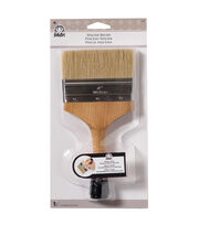 "FolkArt® 4"" Spalter Brush, , hi-res"