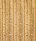 Home Decor 8\u0022x8\u0022 Fabric Swatch-Upholstery Fabric Barrow M8705-5934 Coconut