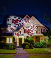 Kansas City Chiefs Team Pride Light, , hi-res