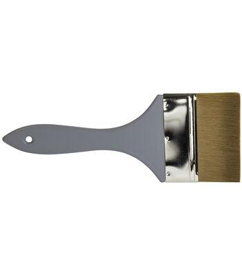 "Americana Decor 4"" Flat Brush"