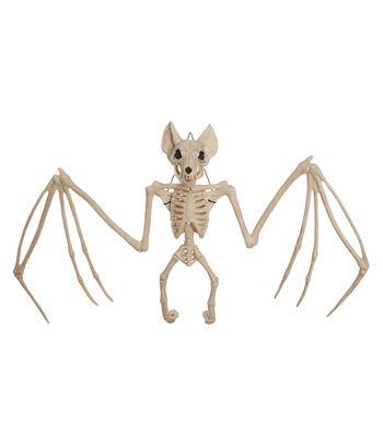 The Boneyard Halloween Large Skeleton Bat