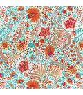 Dena Home Lightweight Decor Fabric 54\u0022-Peaceful Perch/Sherbet