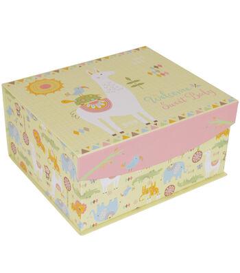 Organizing Essentials™ Small Fliptop Box-Baby Tribal