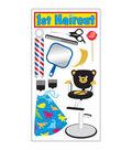 Sandylion Dimensional Stickers-1st Haircut