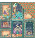 Midnight Masquerade Double-Sided Cardstock 12\u0022X12\u0022-Music Makers