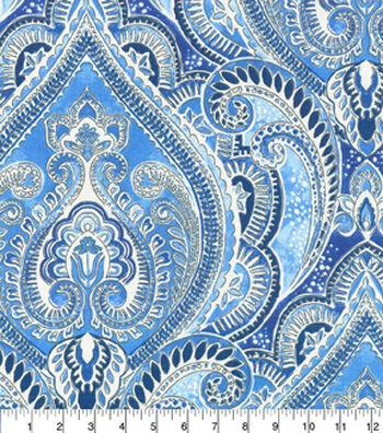 "Kelly Ripa Home Upholstery Fabric 54""-Pretty Witty Luna"