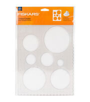 Fiskars ShapeTemplates-Many Designs!, , hi-res
