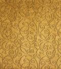Home Decor 8\u0022x8\u0022 Fabric Swatch-Upholstery Fabric Barrow M6689-5188 Coin