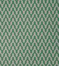 Home Decor 8\u0022x8\u0022 Fabric Swatch-Eaton Square Auction / Jade