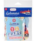 Carta Bella Ephemera Cardstock Die Cut Pieces-Cartopia