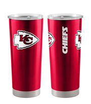 Kansas City Chiefs 20 oz Insulated Stainless Steel Tumbler, , hi-res
