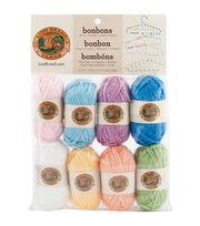 Lion Brand Bonbons Yarn 8/Pkg-Pastels, , hi-res
