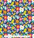 Tutti Fruitti Wings & Things Embellished Fabric 44\u0027\u0027-Garden Bloom
