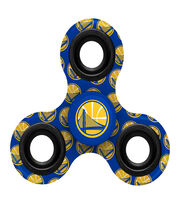 Golden State Warriors Diztracto Spinnerz-Three Way Fidget Spinner, , hi-res