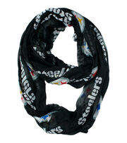 Pittsburgh Steelers Infinity Scarf, , hi-res