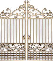 Wood Flourishes-Gates, , hi-res
