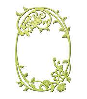 Spellbinders Shapeabilities Die D-Lites-Framed Floral, , hi-res