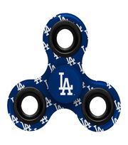 Los Angeles Dodgers Diztracto Spinnerz-Three Way Fidget Spinner, , hi-res