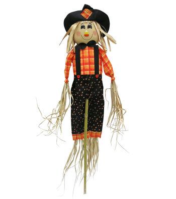Maker's Halloween 60'' Boy Scarecrow