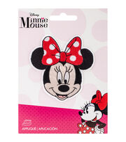 Disney® Minnie Mouse Iron-On Applique, , hi-res