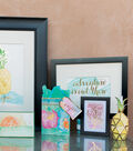 DCWV 11-1/2\u0022x15\u0022 Paint & Create Set: Tropical