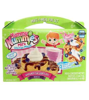 Yummy Nummies Deluxe Sets-Waffles Breakfast