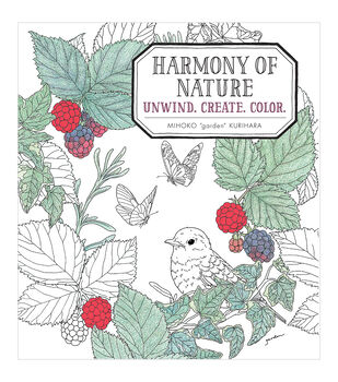harmony of nature coloring book - X Rated Coloring Books