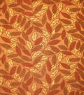 Multi-Purpose Decor Fabric 56\u0022-Copper