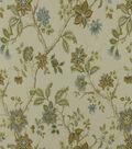 Home Decor 8\u0022x8\u0022 Fabric Swatch-Print Fabric Robert Allen Meadowview Capri