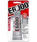 E6000 Multipurpose Adhesive-White