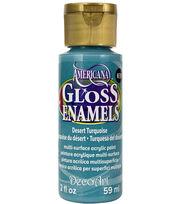 DecoArt Americana Crystal Gloss Enamels 2oz, , hi-res
