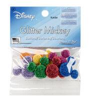 Dress It Up Licensed Embellishments-Glitter Disney Mickey, , hi-res