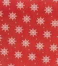 Home Essentials Fabric 45\u0022-Wheels On Red