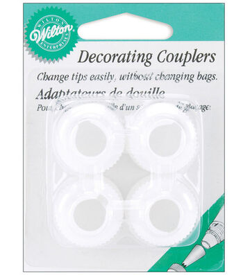 Wilton® Decorating Couplers