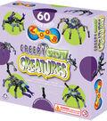 ZOOB Pieces 60 Pack-Creepy Glow Creatures