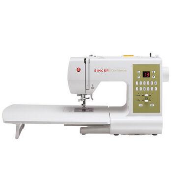 Singer® 7469Q Confidence Quilter Computerized Quilting Machine