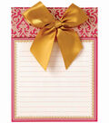 Anna Griffin Pink Note Pad