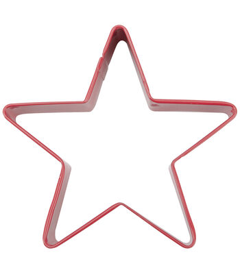 Wilton® Red Star Cookie Cutter 12pk