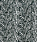 Modern Cotton Fabric 43\u0027\u0027-Brushed Squares