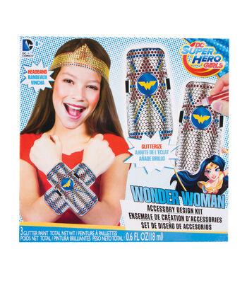 DC Comics Super Hero Girls Accessory Design Kit-Wonder Woman