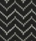 Home Decor 8\u0022x8\u0022 Fabric Swatch-HGTV HOME Life Line Zinc