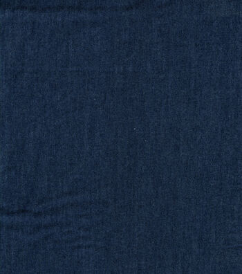 "Bottomweight 4oz Denim Fabric 57""-Indigo Wash"