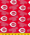 Cincinnati Reds Cotton Fabric 58\u0027\u0027-Logo