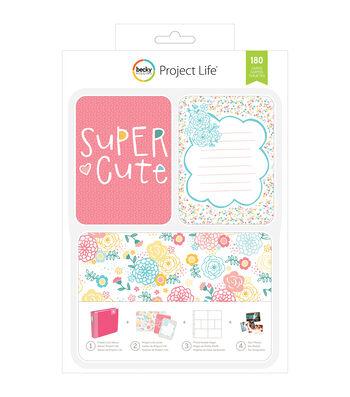 Project Life Kit -Super Cute