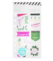 Heidi Swapp® Fresh Start Cardstock Stickers-Tropical, , hi-res