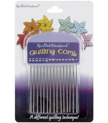 Quilled Creations Quilling Comb