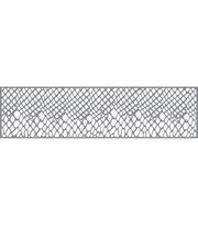 Shedded -stencil 12x3, , hi-res