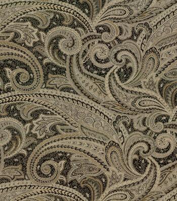 "Richloom Studio Upholstery Fabric 57""-Lavatera Gunmetal"